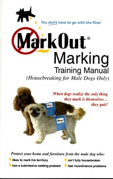 Markout Manual - Housebreaking for Male Dogs